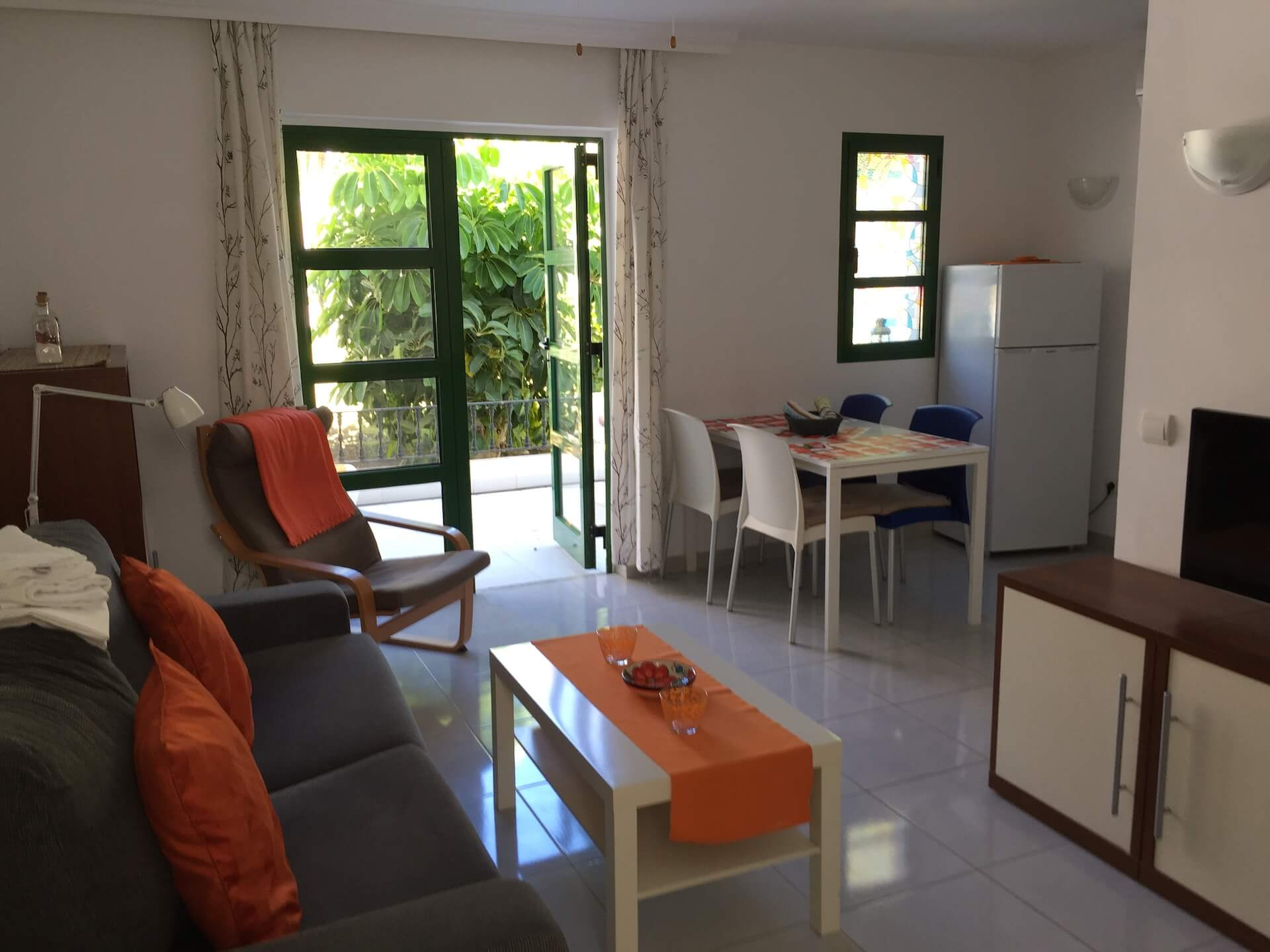 One Bedroom Lower Floor With Big Balcony Luxury Holiday