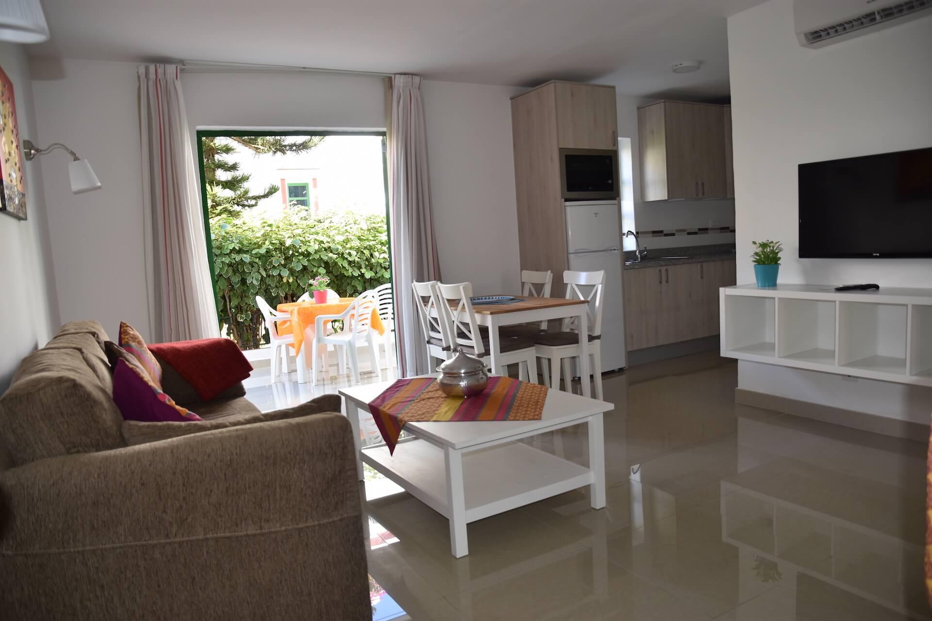 Two bedroom lower floor with big balcony luxury holiday for Two floor bedroom
